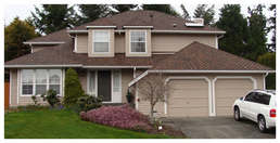 Roof Replacement by Rock Roofing in Woodinville, WA